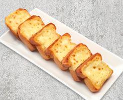 Cheesy Garlic Bread Supreme