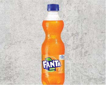 Pet Fanta Orange