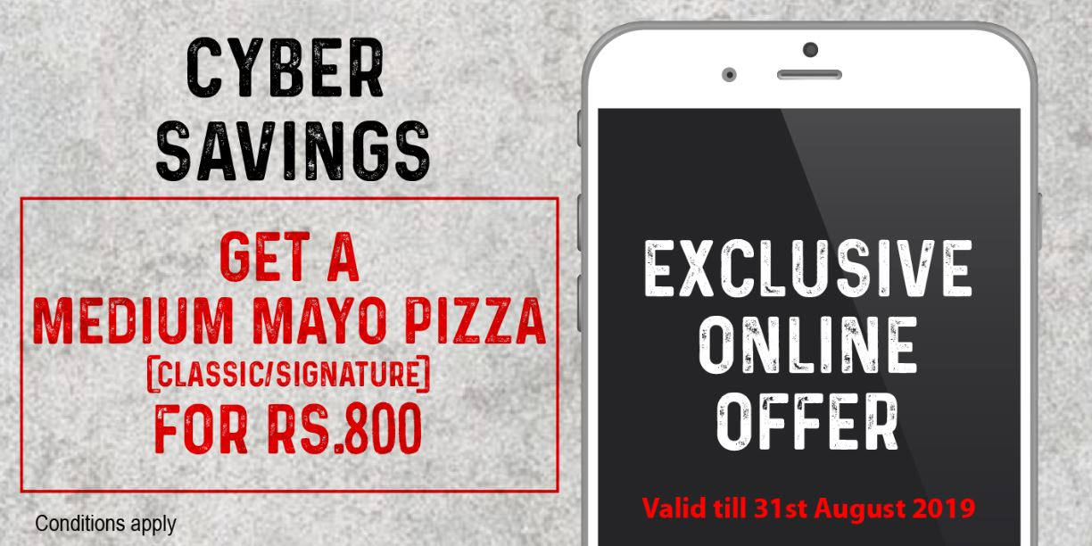 Exclusive Online Offer 4