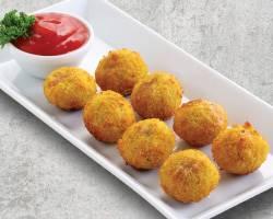 Spicy Chicken & Cheese Balls