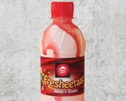 Strawberry Milk Shake (300ml)